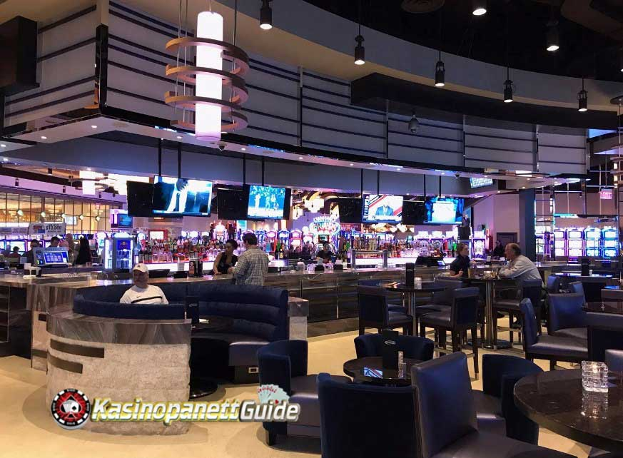 Gun Lake Casino Inside